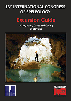 A2SK, Karst, caves and caving in Slovakia